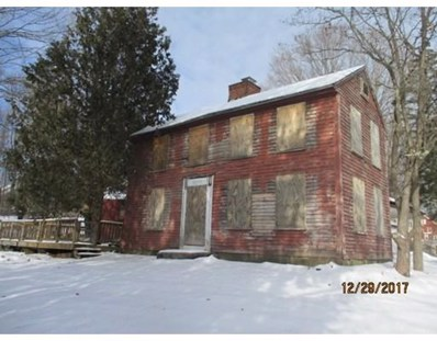 14 N Main St, Upton, MA 01568 - MLS#: 72267873