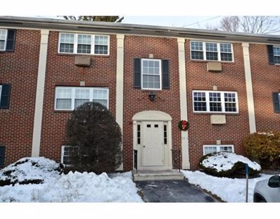 25-3 Arlington Road UNIT 6, Woburn, MA 01801 - MLS#: 72268164