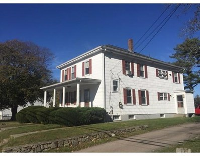 253 Standish Ave, Plymouth, MA 02360 - MLS#: 72268442