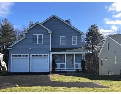 96 Tea Party Circle UNIT LOT 539, Holden, MA 01520 - MLS#: 72268466