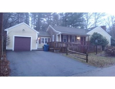 5 North Woods Trail, Plymouth, MA 02360 - MLS#: 72268554