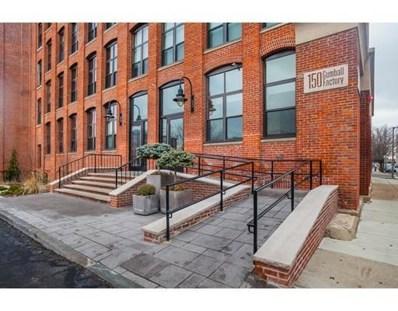 150 Orleans Street UNIT 302, Boston, MA 02128 - MLS#: 72268626