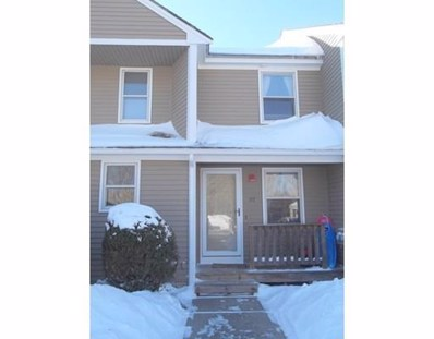 97 Pennacook Dr UNIT 97, Leominster, MA 01453 - MLS#: 72268786