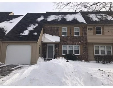 43 Waterford UNIT 43, Worcester, MA 01602 - MLS#: 72268876
