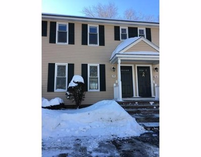 20 Woodland UNIT 379, Lowell, MA 01851 - MLS#: 72268934