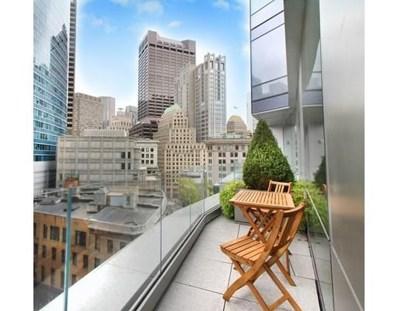 1 Franklin Street UNIT 1007, Boston, MA 02110 - MLS#: 72268939