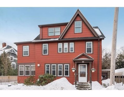 15 Clark Ct, Brookline, MA 02445 - MLS#: 72268984