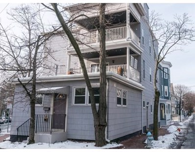 60-62 Magnolia Avenue UNIT 62, Cambridge, MA 02138 - MLS#: 72269493