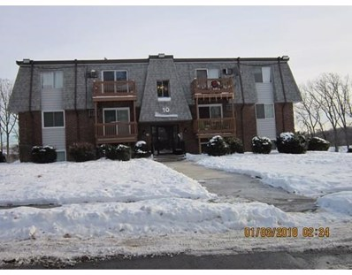 10 Hazelwood Ave UNIT 8, Dracut, MA 01826 - MLS#: 72269623