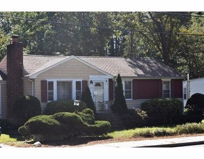 121 Bedford St, Burlington, MA 01803 - MLS#: 72270019