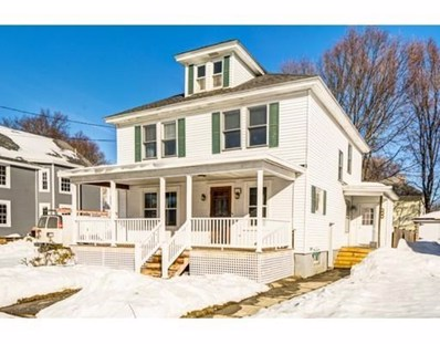 22 Rose Ave, Lowell, MA 01851 - MLS#: 72270079
