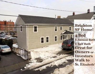 9 Peaceable St, Boston, MA 02135 - MLS#: 72270491