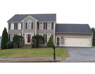 1 Hearthside Circle, Shrewsbury, MA 01545 - MLS#: 72270739