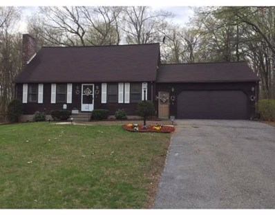 35 High Meadow Dr, West Springfield, MA 01089 - MLS#: 72271014