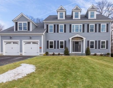 35 Rindge Avenue, Lexington, MA 02420 - MLS#: 72271136