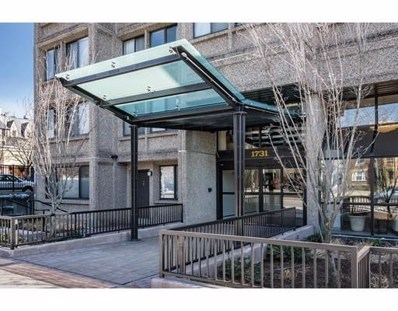 1731 Beacon St UNIT 1208, Brookline, MA 02445 - MLS#: 72271307