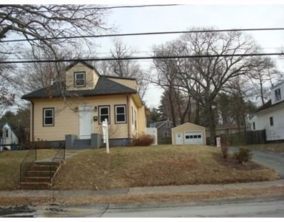 113 Everett St, Middleboro, MA 02346 - MLS#: 72271380