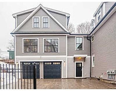 7 Greenley Place UNIT 3, Boston, MA 02130 - MLS#: 72271763