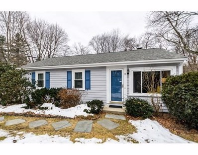 14 Nickerson Road, Bedford, MA 01730 - MLS#: 72271826