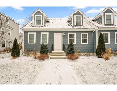 135 Crescent St UNIT 3, Quincy, MA 02169 - MLS#: 72271856