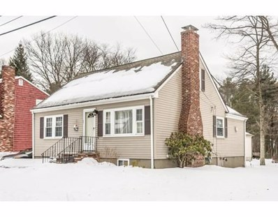 23 Henzie Street, Reading, MA 01867 - MLS#: 72271871