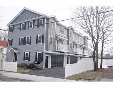 72 Central St UNIT 1, Waltham, MA 02453 - MLS#: 72271916