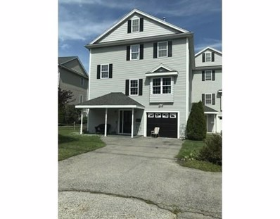 10 Peabody Street UNIT 10, Ipswich, MA 01938 - MLS#: 72272252