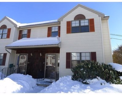 34 Lowell Rd UNIT 19, Pepperell, MA 01463 - MLS#: 72272347