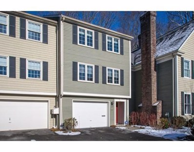 66 Linden St UNIT 66, Wellesley, MA 02482 - MLS#: 72272485