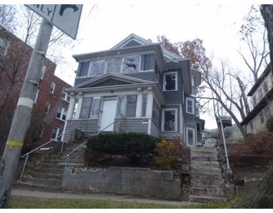 37 Fort Pleasant Ave, Springfield, MA 01108 - MLS#: 72272602