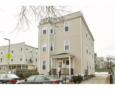 6 Dorset Street UNIT 1, Boston, MA 02125 - MLS#: 72272873