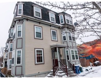 1 Dove Street UNIT 1, Boston, MA 02125 - MLS#: 72273129