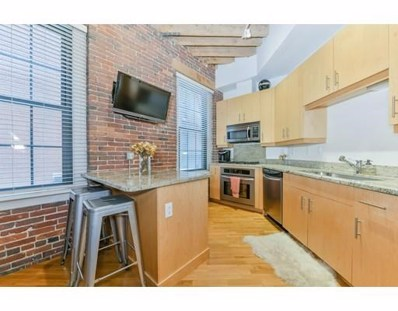 99-105 Broad Street UNIT 3F, Boston, MA 02110 - MLS#: 72273159