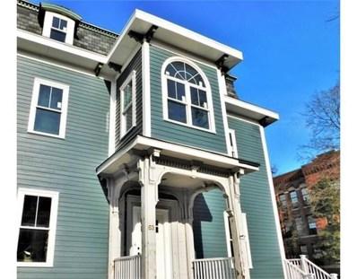 63 Perrin Street UNIT 1, Boston, MA 02119 - MLS#: 72273206