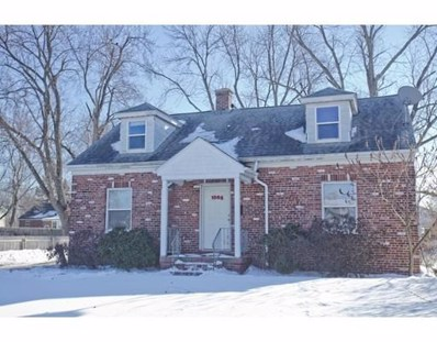 1565 Westover Rd, Chicopee, MA 01020 - MLS#: 72273225