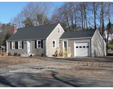 376 Myrtle St, Hanover, MA 02339 - MLS#: 72273436