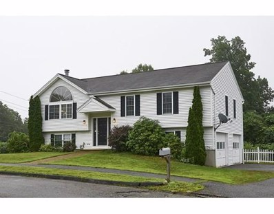 101 Moreland Green Drive, Worcester, MA 01609 - MLS#: 72273441