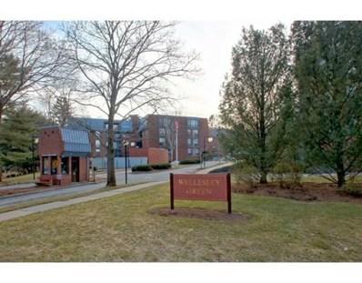 75 Grove Street UNIT 221, Wellesley, MA 02482 - MLS#: 72273529