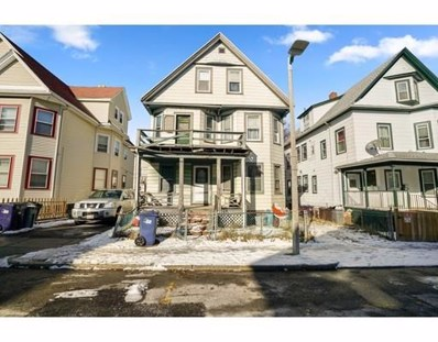 38 Edwin St, Boston, MA 02124 - MLS#: 72273530