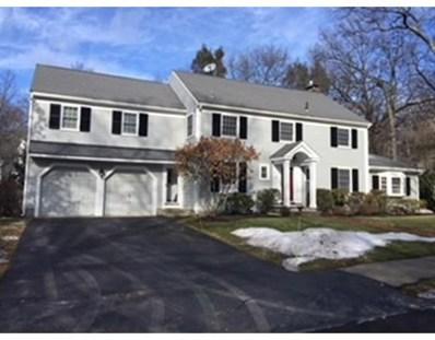 33 Oakridge Rd, Wellesley, MA 02481 - MLS#: 72273815
