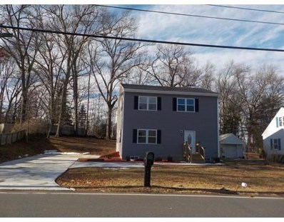 296 Elm St, East Longmeadow, MA 01028 - MLS#: 72274020