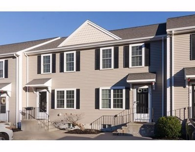 40 Boxberry Ln UNIT 40, Rockland, MA 02370 - MLS#: 72274390