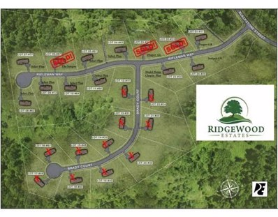 Lot 6 67 Rifleman Way UNIT 67, Uxbridge, MA 01569 - MLS#: 72274570