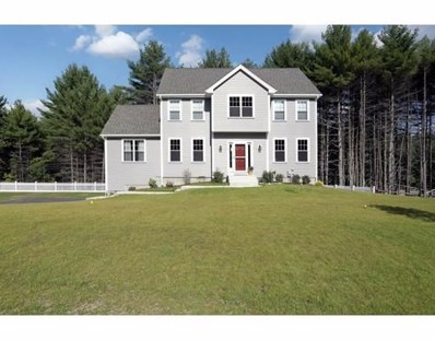 Lot4 43 Rifleman Way UNIT 43, Uxbridge, MA 01569 - MLS#: 72274571