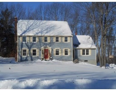 61 Jennifer Drive, Holden, MA 01520 - MLS#: 72275241