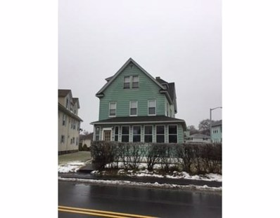 700 Franklin St, Worcester, MA 01604 - MLS#: 72275492