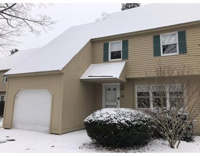 14 Waterford Dr UNIT 14, Worcester, MA 01602 - MLS#: 72275775