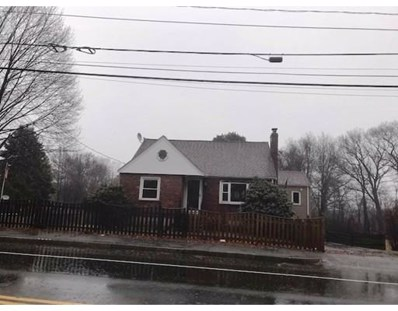 666 Granite St, Braintree, MA 02184 - MLS#: 72275826