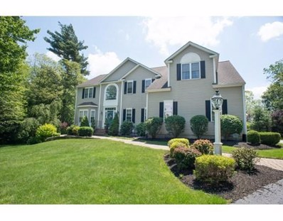 95 Kennedy Cir, Northbridge, MA 01534 - MLS#: 72275973