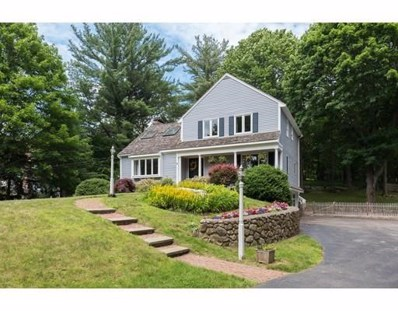 126 Ward St, Hingham, MA 02043 - MLS#: 72276073